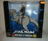 Star Wars HAN SOLO & TAUN TAUN Collector Series 12 Inch Figure 1997 NIB