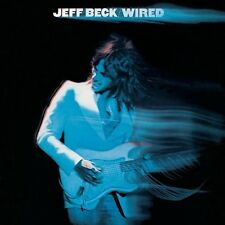 JEFF BECK : WIRED  (CD) Sealed