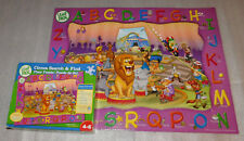Leap Frog Circus Search Find Jigsaw Floor Puzzle 48 Piece 18 x 24 Hidden Images