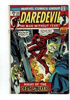 Daredevil #115, FN/VF 7.0, Hulk 181 ad for 1st Appearance Wolverine; MVS