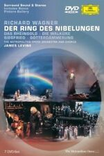 Wagner - The Bague / Met / Levine (DVD) Gh7 Neuf DVD