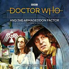 Doctor Who and the Armageddon Factor by Terrance Dicks