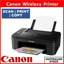Wireless Printer Canon PIXMA Inkjet SCAN COPY PRINT Includes Ink Cartridge