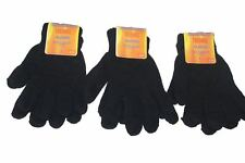 3 pairs womens thermal gloves