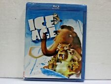 ICE AGE BLU RAY disc BNEW SEALED