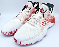 """Adidas Bounce Louisville Cardinals D.O.N """"ISSUE #1"""" Basketball FW2005 Size 11.5"""