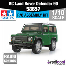 58657 TAMIYA LAND ROVER DEFENDER 90 CC-01 CHASSIS 1/10th RADIO CONTROL R/C KIT