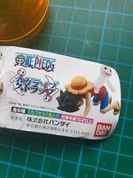 Bandai ONE PIECE manga mini Usopp Figure Gashapon Negative Strap Japan Anime