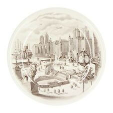 A Marshall Fields Chicago Plate made by Johnson Bros
