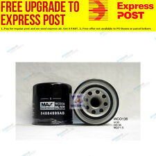 Wesfil Oil Filter WCO136 fits Chrysler 300 C 3.5,5.7 SRT8,5.7,6.1 SRT8