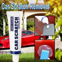 15ml Grinding Car Body Compound Paste Auto Scratch Repair Kit Easy To Clean