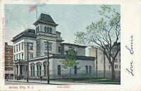 JERSEY CITY NJ – Post Office – udb (pre 1908)
