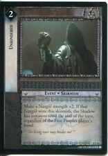 Lord Of The Rings CCG Card SoG 8.U82 Unhindered