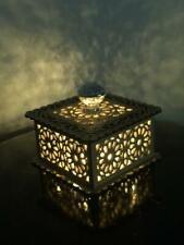 Oriental craft decorative wooden box
