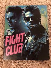 Fight Club Blu-ray Steelbook Us Release w/ Digital Copy Free Ship