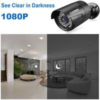 Floureon 1080P Ahd 2MP 3000TVL Pal CCTV DVR Gehäuse Kamera Ir-Cut IP66