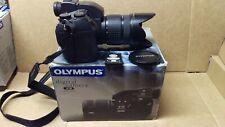 OLYMPUS CAMEDIA E-10 4.0MP Digital SLR Camera - Black