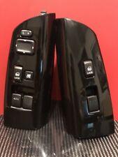 OEM MAZDA RX8 2004 - 2008 Driver Master & Passenger Window Switches /Trim Rare