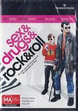 SEX & DRUGS & ROCK & ROLL - NEW & SEALED REGION 4 DVD