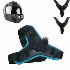 Motorcycle Helmet Chin Mount Holder for GoPro Hero 8 7 6 5 4 Xiaomi Yi Camera