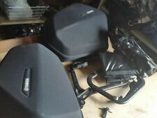 YAMAHA TRACER 900 GENUINE SIDE CASES AND FITTINGS, BOXES, PANNIERS spares repair