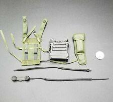 "1:6 Ultimate Soldier Vietnam Radio & Pouch 12"" GI Joe Dragon BBI ACE 21 Toys"