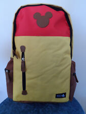 04f0823bdd5 Disney Mickey Mouse Primary Colors Backpack Book Bag Loungefly New with Tags