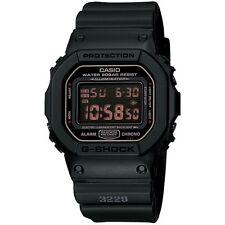 Casio G-Shock DW5600MS-1 Black Digital Sports Watch