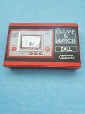 Nintendo Game & Watch Ball Mint Unopend Club Nintendo Reissue