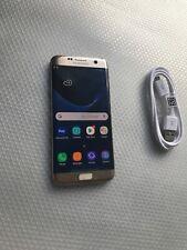SAMSUNG GALAXY S7 ORO EDGE 32GB (Sbloccato) Smartphone G930F * * Mobile