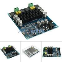 TPA3116D2 120W X2 Bluetooth 4.0 Audio Receiver Digital Amplifier Board +Case AM