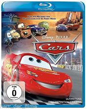 CARS (Walt Disney, PIXAR) Blu-ray Disc NEU+OVP