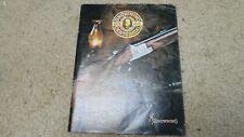 Vintage 1978 Browning Gun Hunting Gear Centennial Catalog