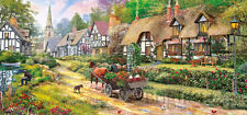 Gibsons - 636 PIECE PANORAMIC JIGSAW PUZZLE - Heading Home