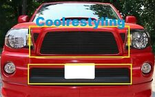 For 05 06 07 08 09 10 Toyota Tacoma Black Billet Grille Combo inserts