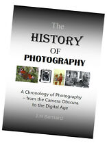 NEW History of Photography book: from the Camera Obscura to the Digital SLR
