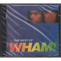 Wham CD The Best Of Wham (If You Were There) Epic ‎– 489020 2 Sigillato