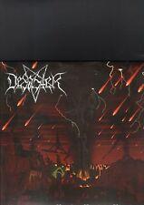 DESASTER - brazilian blitzkrieg blasphemies LP red/black vinyl