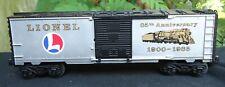 Lionel O Scale 6-9484 Lionel 85th Anniversary Box Car In The Box