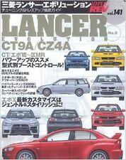 Mitsubishi Lancer Evolution #9 Tuning & Dress-up Japanese Mechanical Book