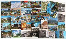 Austria cartoline lot 44 x Tirolo UA ratti Berg, Oberau, Obcrndorf e molto altro.
