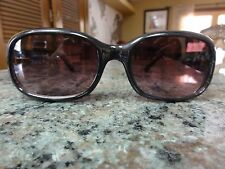 Rare Oscar De La Renta Mod106 Sunglasses Gradient Rose / Purple Lenses