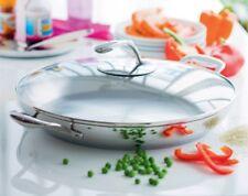 Poêle à Paëlla  36 cm + couvercle Chef Series ***TUPPERWARE*** 36 cm Neuve