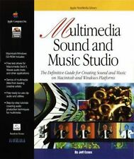 Multimedia Sound and Music Studio (Apple Newmedia Library)-ExLibrary