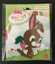 Makit & Bakit Brown Rabbit with Carrot Bunny Boutique (Ages 8+)