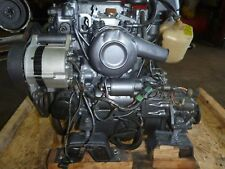 Yanmar 2GM Diesel Engine 18HP with transmission Kanzaki 2.62:1