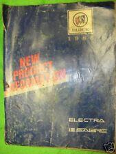1988 BUICK ELECTRA LESABRE SHOP REPAIR MANUAL SERVICE
