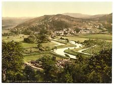 2 Victorian Views Pictures Vale of Ffestiniog Railway Festiniog Old Photos Print