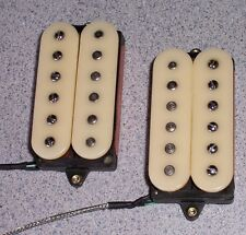New custom humbucking pickups for electric guitar by Pete Biltoft
