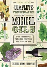 Complete Formulary of Magical Oil NEW Book 1200 Recipes Potions 67 Essential Oil